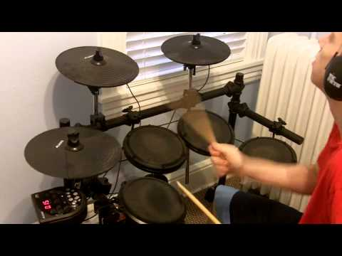 Queen - Bicycle Race (Drum cover)