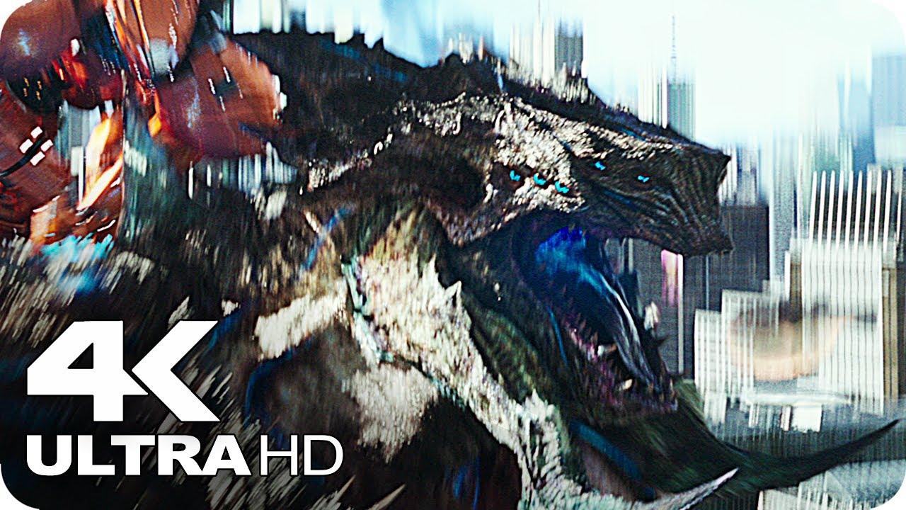 Download Pacific Rim 2: Uprising Trailer 3 Extended 4K UHD (2018)