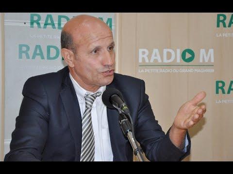 """Slimane Azzoug """" Le club 92 propose à l'Algérie un recyclage 100% écologique """""""