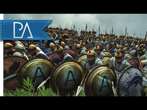 Glory to Athens: Ancient Warfare - Divide et Impera - Total War: Rome 2 Mod Gameplay