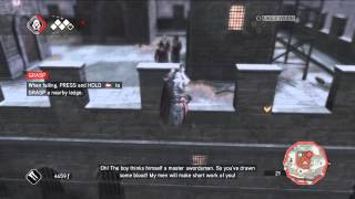 Assassin's Creed 2 - Ezio kills Francesco de' Pazzi [HD]