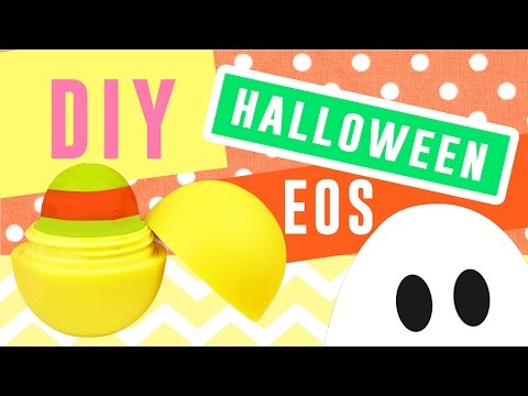 DIY EOS Lip Balm Costume! | DIY EOS Halloween Costume ...