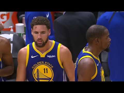 Golden State Warriors vs Chicago Bulls | October 29, 2018