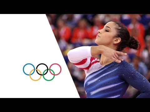 Thumbnail: Women's Floor Exercise Final - London 2012 Olympics