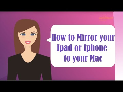 Mac OS X Hidden feature in Yosemite - Mirror your Iphone or
