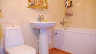 видео Ванная комната в деревянном доме: как ее грамотно обустроить