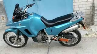 Обзор Suzuki Dr800 S Big