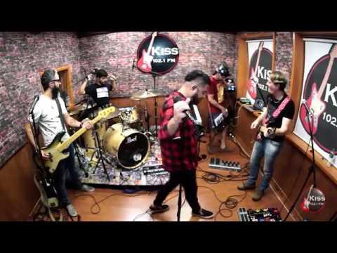 Água viva - Oficina G3 ao vivo na rádio Kiss club