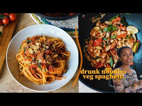 Quick & Easy YUM Vegan One Pan Meals 😋