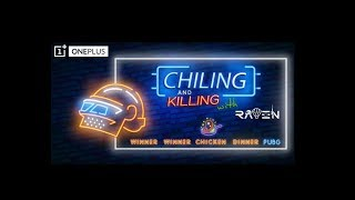 PUBG MOBILE Live || Chill Stream With Raven ( Must have Headphone ) || Powered by OnePlus HD