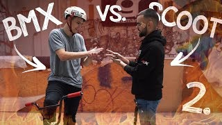 BMX vs. SCOOT! #2