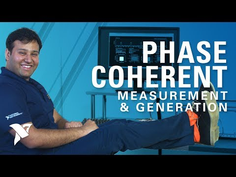 Configure Phase Coherent Generation and Measurements with PXI VST