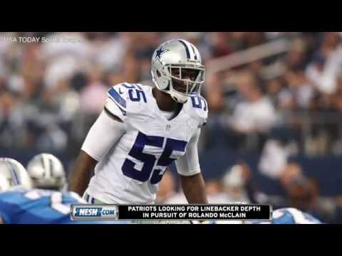 Why Would The Patriots Pursue Rolando McClain?
