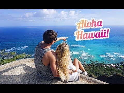 HAWAII, VLOG | Oah'u & Maui
