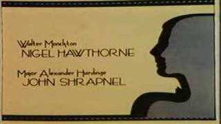 Edward and Mrs Simpson 1978 opening + closing titles