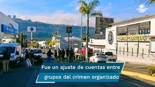 Morelia, capital de Michoacán, es el municipio con más policías locales y el más violento en materia de homicidios dolosos, seguido de Uruapan, Zamora y Jacona
