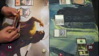 Magic: The Gathering - Intro game Red Vs Green