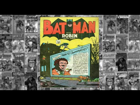 "Batman and Robin: ""The Man With the Camera Eyes"" - Worlds Finest Comics"