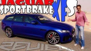 2018 Jaguar XF S Sportbrake review