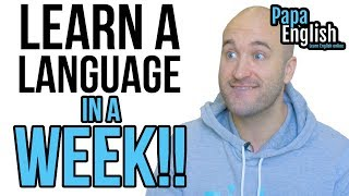 Learn any language in a week in 8 steps! Aly learns Japanese challenge! #SPON