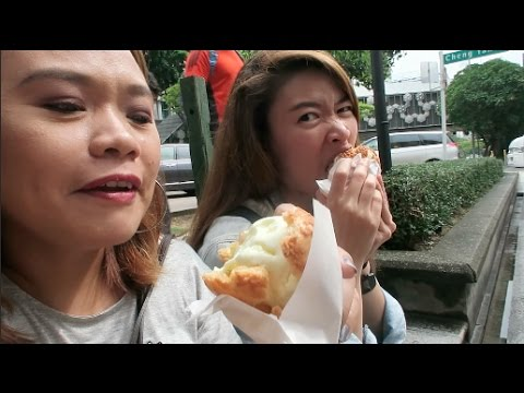 VLOG #992: FOOD TRIP WITH GENY! (Mar 4, 2017) | PINOY IN SINGAPORE