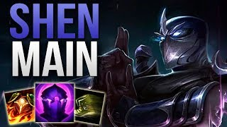 THIS KOREAN SHEN MAIN IS BRILLIANT | CHALLENGER SHEN TOP GAMEPLAY | Patch 9.6 S9