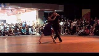 1/4 Tango Di Sarli - Mikael Cadiou & Camille Dantou, Festival Tango par la Côte 2017