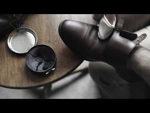How to clean your dress shoes. It's easy!