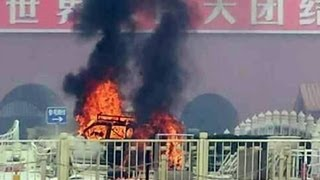 China: Tiananmen Square car attack