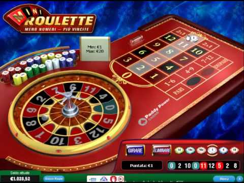 Miglior metodo roulette on line