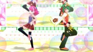 【遊戯王MMD】遊矢柚子Love Shake
