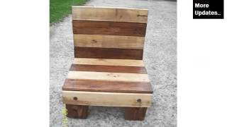 Pallet chair instructables . . . . . . This adirondack chair was built from just one pallet! download the google sketchup model here.