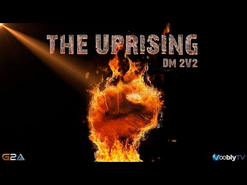 The Uprising - Group A | Ousadia & Alegria vs Horse Force | Full Bo7
