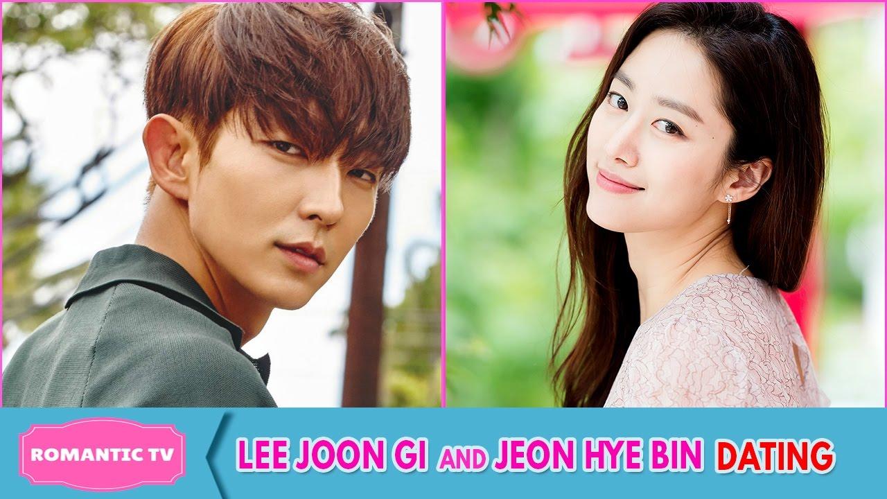 Lee jun ki jung kyung ho dating