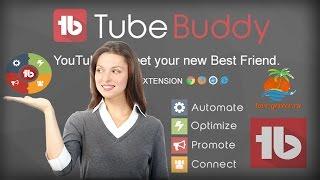 Обзор плагина TubeBuddy для YouTube канала Тонкости Youtube