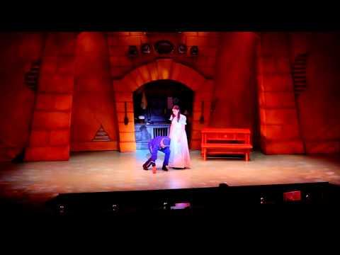 Cinderella at the Mercury Theatre 2014/2015