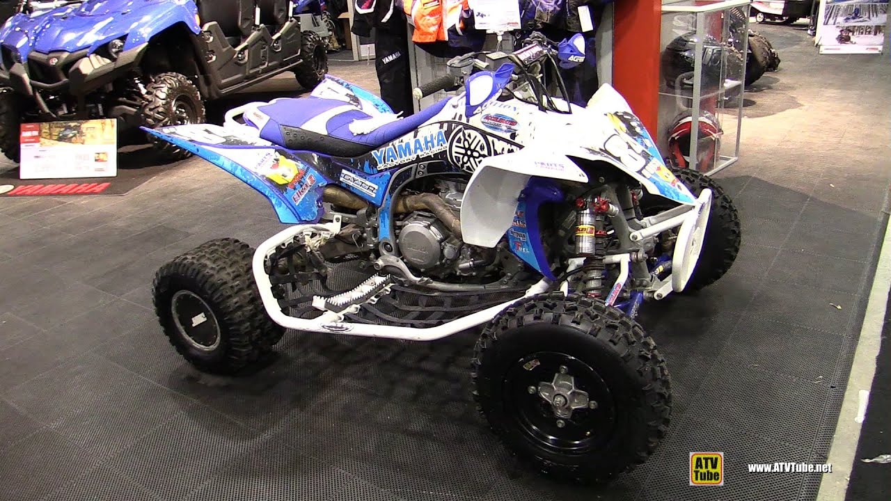 2014 yamaha yfz 450r sport atv walkaround 2014 toronto for 2014 yamaha atv