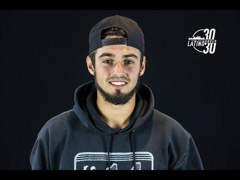 Diego Fagundez - Latino 30 Under 30