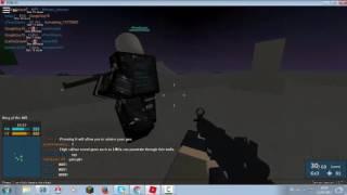 Roblox - Phantom Forces - Tiu Flash Doidão