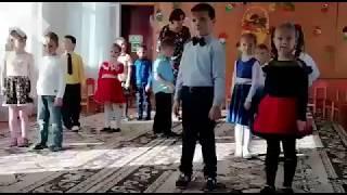 Песня «Осень, как рыжая кошка» - старшая, подготовительная группа
