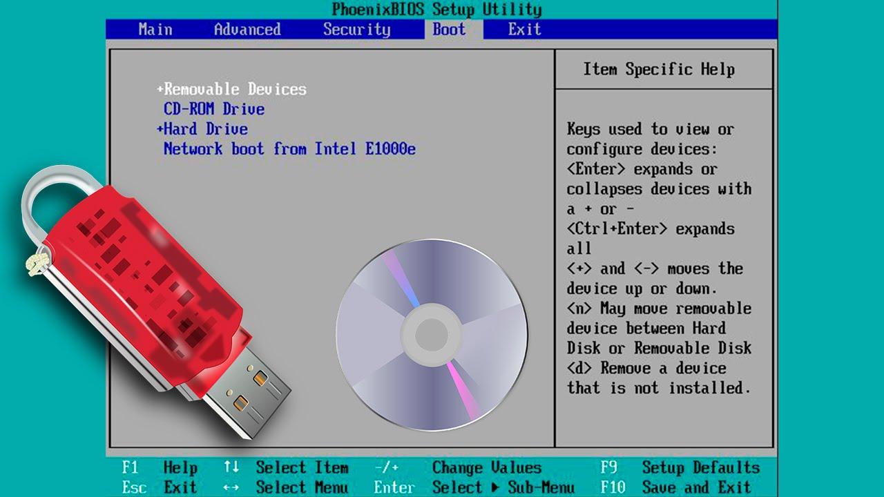 crear usb de arranque windows 7