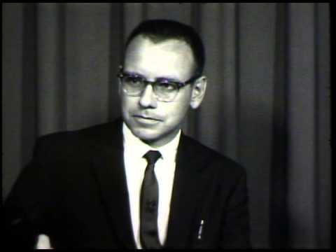 Cool! Warren Buffett on the Stock Market Drop || 1962 footage