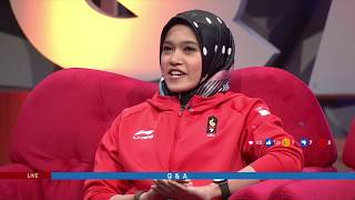 Download Video Q&A: BUKAN SILAT BIASA (VINO BASTIAN, YAYAN RUHIYAN, HANIFAH, PIPIET) (1) MP3 3GP MP4