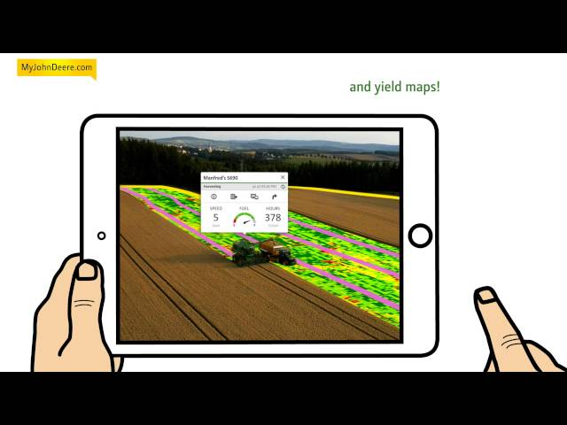 MyJohnDeere.com - the AG web portal
