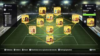 FIFA 15 - Le mie rose+consigli