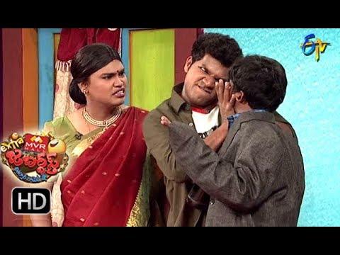 Avinash Karthik Performance | Extra Jabardasth| 16th February 2018  | ETV Telugu