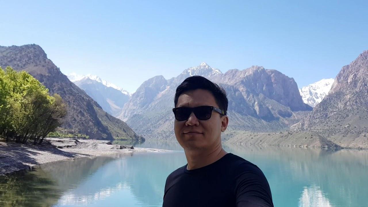 Путешествие на мотоцикле по Таджикистану - YouTube