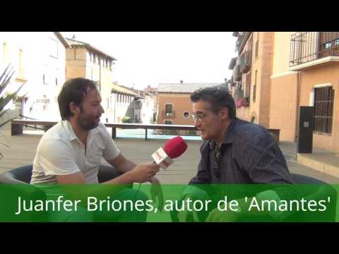 Entrevista a Juanfer Briones, autor de 'Amantes'