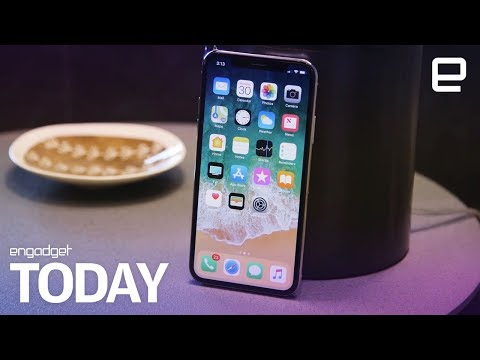 Apple could share iPhone X facial data with developers | Engadget Today