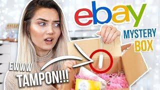 OPENING EBAY MYSTERY BOXES! ... WHY ME!? I'M SHOOK! 😭